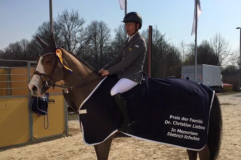 Antello Z wins in Braunschweig