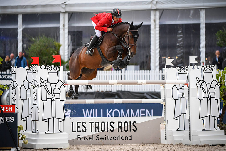 CSI 5* St. Moritz: Sole record holder in the Swiss Cup