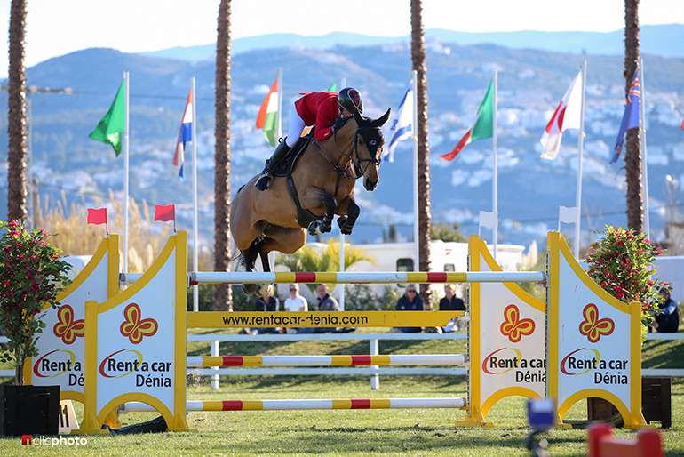Victory in the 3* Grand Prix for Chidame Z