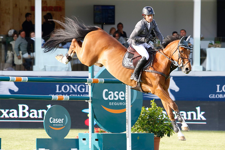 GCT Madrid: Good results with Antello Z and Newton