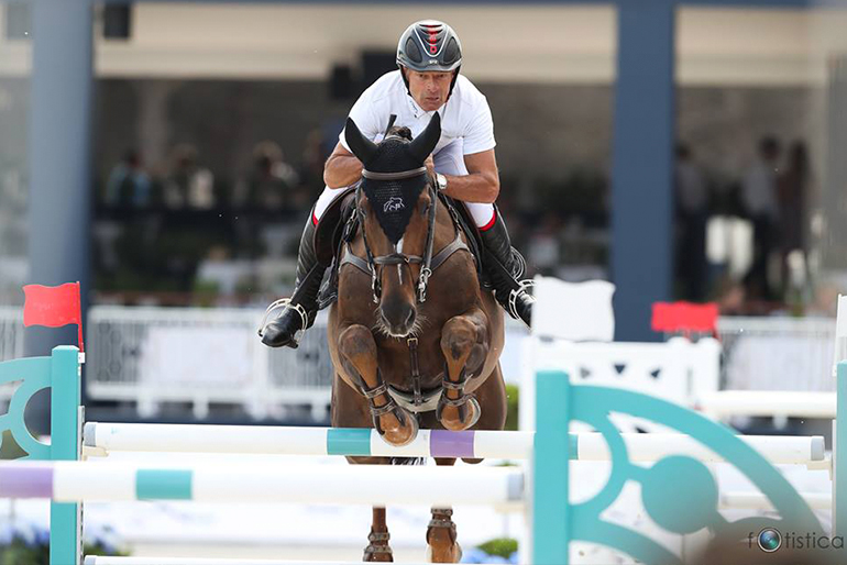 CSI 5* St-Tropez: Cortney-Cox 2 vielversprechend