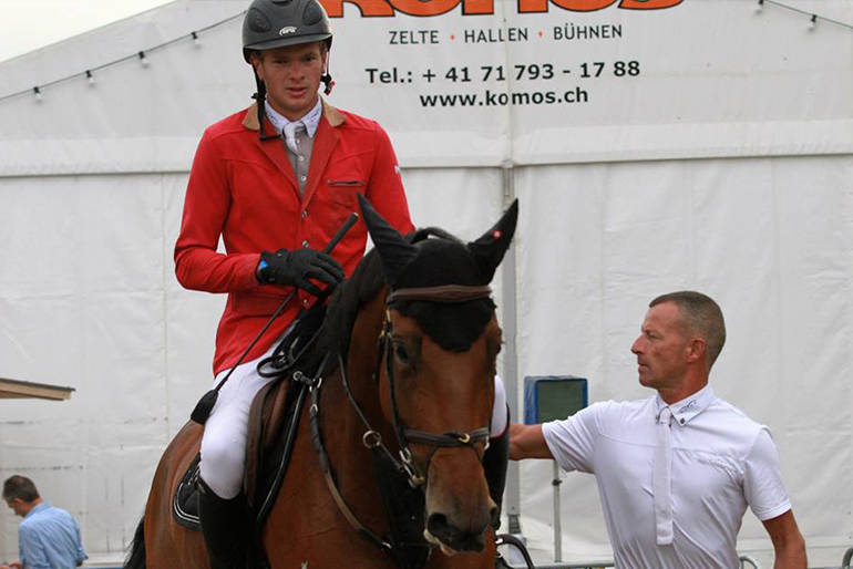 CSI 3* Humlikon: One win and several top placings