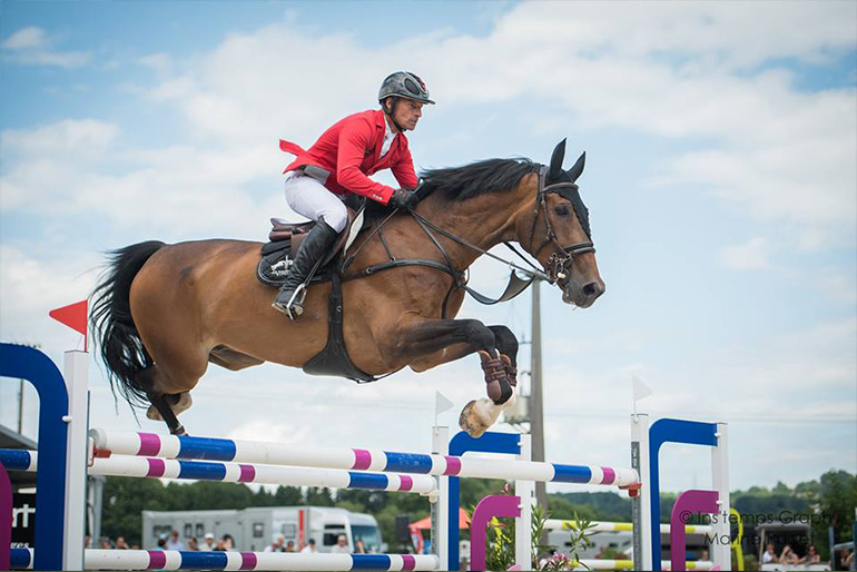 After CSI 3* Humlikon it's off to Calgary