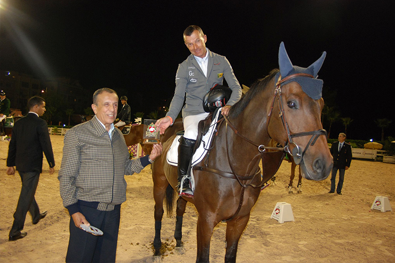Two wins and several top placings in Tetouan