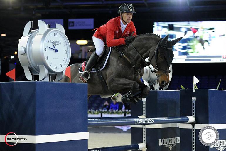 Longines Masters Paris: Balou Rubin R wins