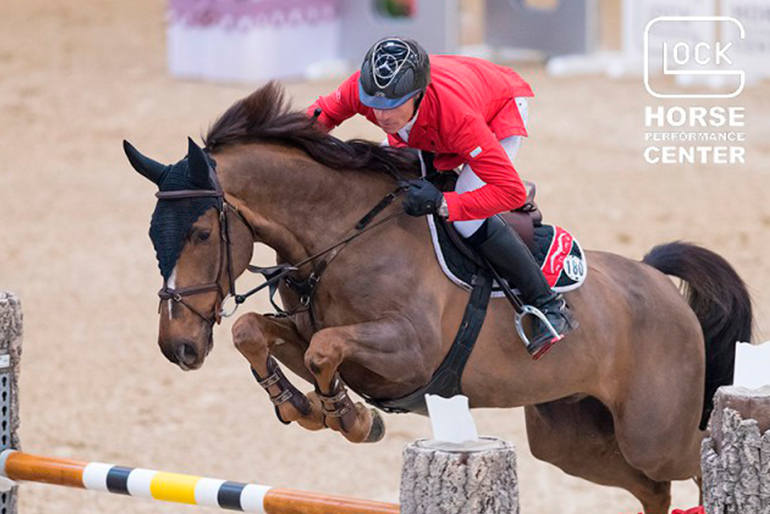 CSI 3* Villach-Treffen: Cortney-Cox 2 wins Youngster final