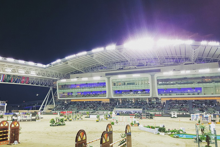 CHI 5* Al Shaqab in Doha: The future is bright