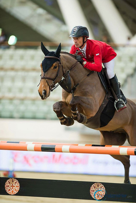 Four top results at CHI 5* Doha Al Shaqab