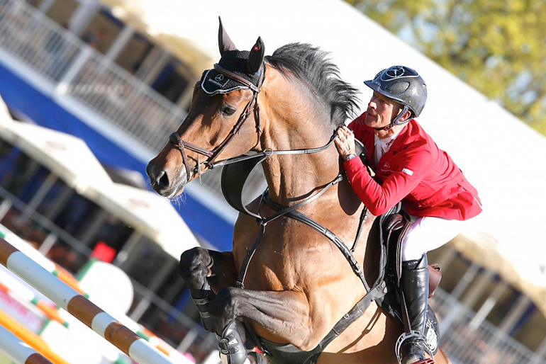 GCT Hamburg: Two wins and qualified for the Derby