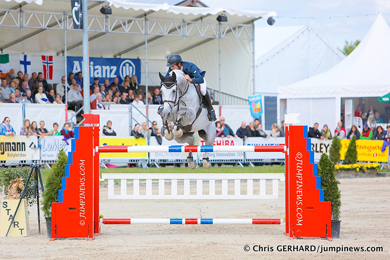 CSI Humlikon: Baros and Elian Baumann win the Grand Prix