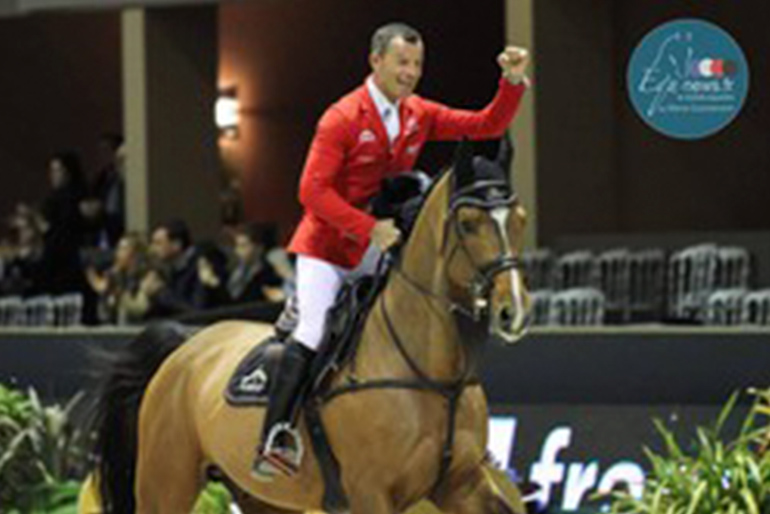 Davidoff v. Schlösslihof jumps to victory in Bordeaux