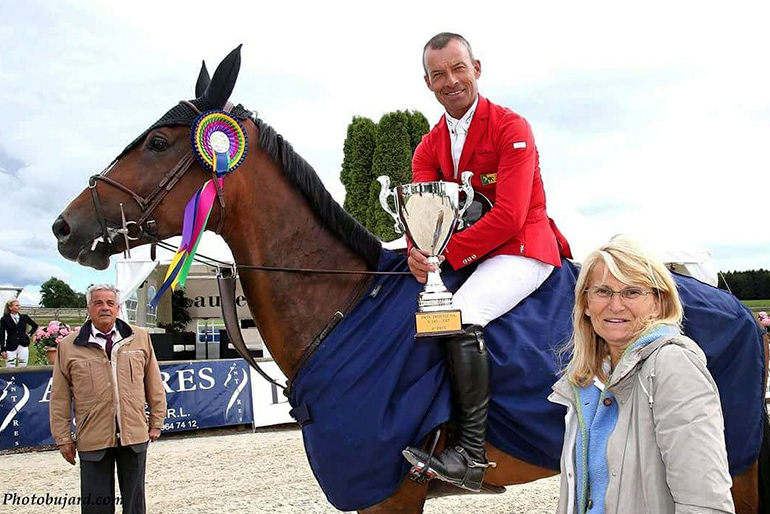 CSI 2* Dettighofen: Five wins at Hofgut Albfuehren