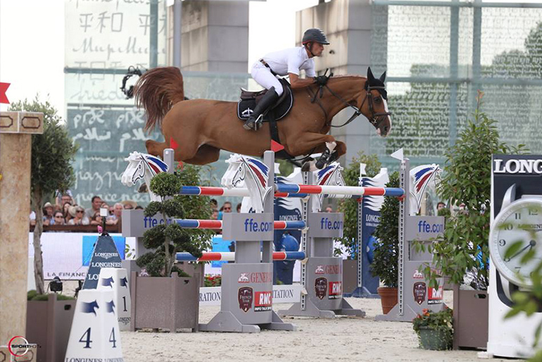 2nd place for Askaria in the Grand Prix of Galgenen