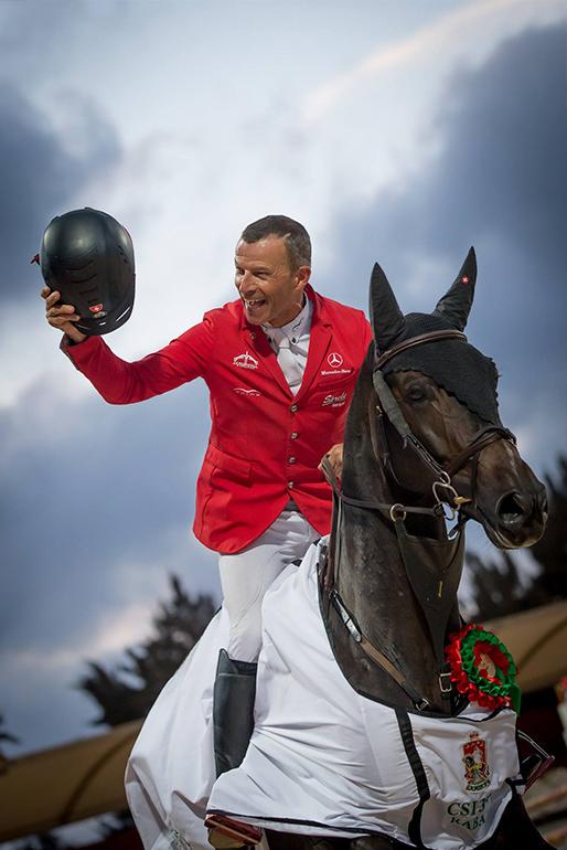CSIO Rabat: Pius Schwizer repeats Grand Prix win