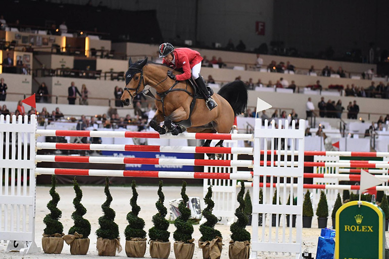 CHI Geneva: Chidame Z wins the Six Barres