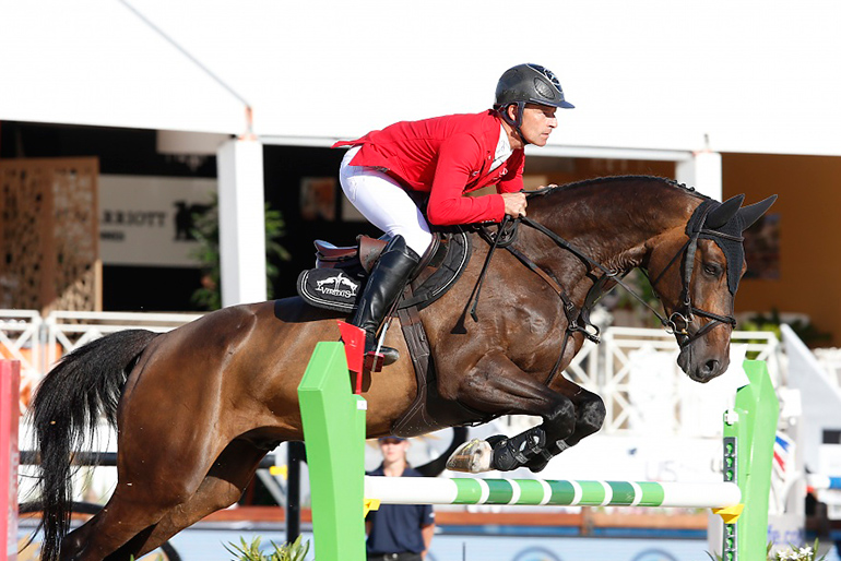 GCT Cannes: Great 2nd place with Balou Rubin R