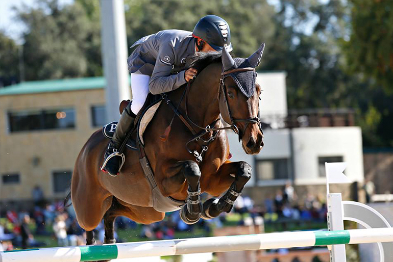 CSI Rabat: Second Grand Prix victory with PSG Future