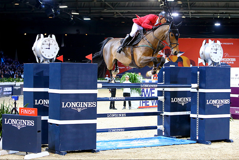 Longines Hong Kong Masters: Two top placings