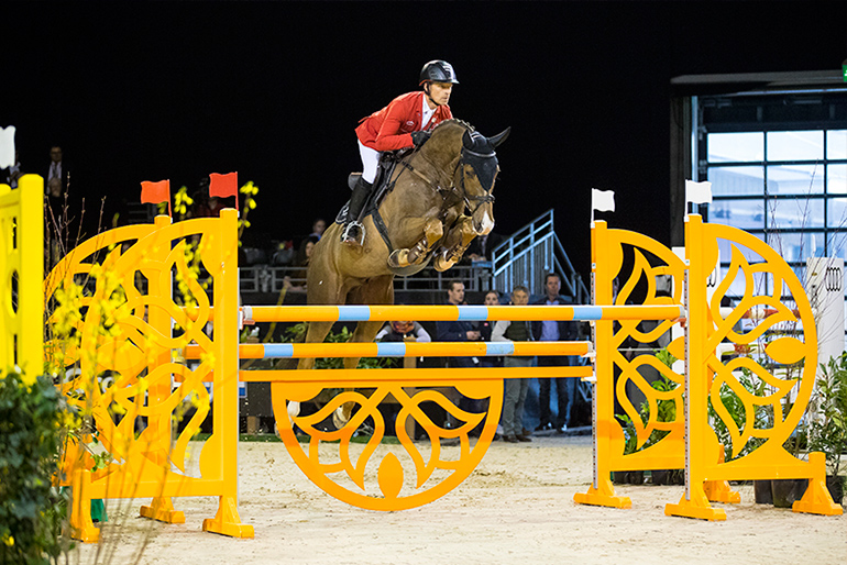 CSI 5* Indoor Brabant: Lady Luck went missing