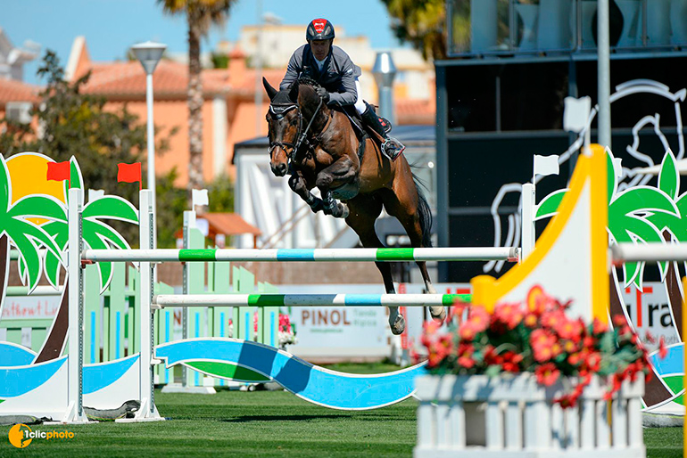 Young horses shine at the CSIO Falsterbo