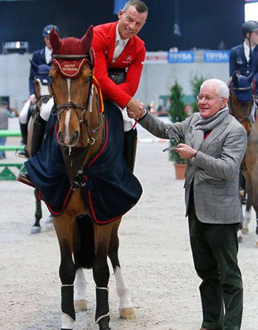 CSI 3* Offenburg: Three wins with three horses