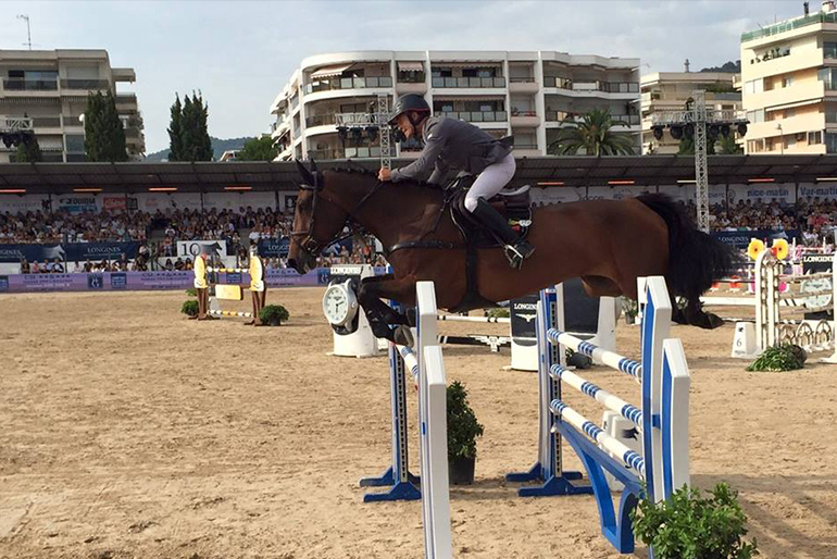 GCT Cannes: Two good results with Sibell du Gisors