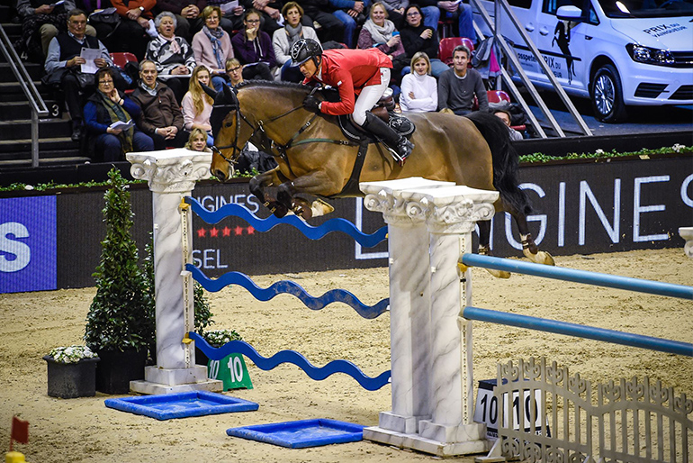 CSI 5* Basel: Successful start with two victories