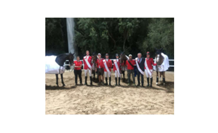 Morocco Royal Tour: Every horse takes a great win