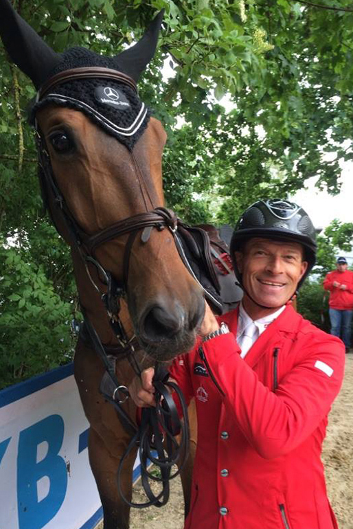 One win and strong results at CSI 4* Wiesbaden