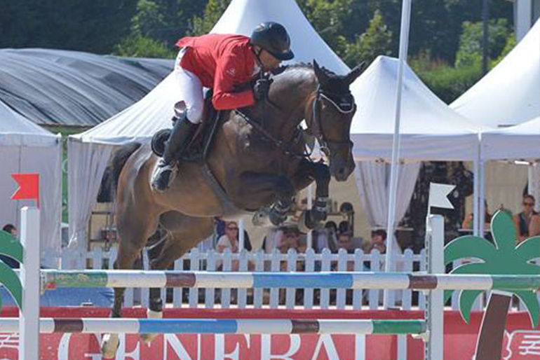 Five placings in Megeve with Balou Rubin and Askaria