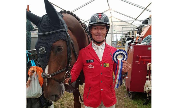 CSI Donaueschingen: Good results with three horses