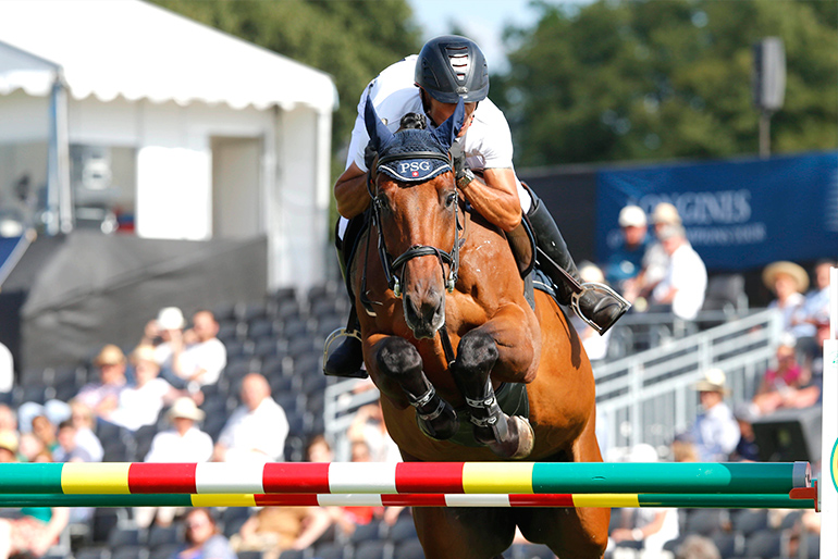 GCT Chantilly: PSG Junior shows his class