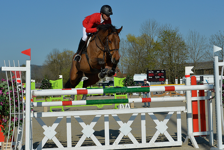 PSG Junior wins at the national show in Neuendorf