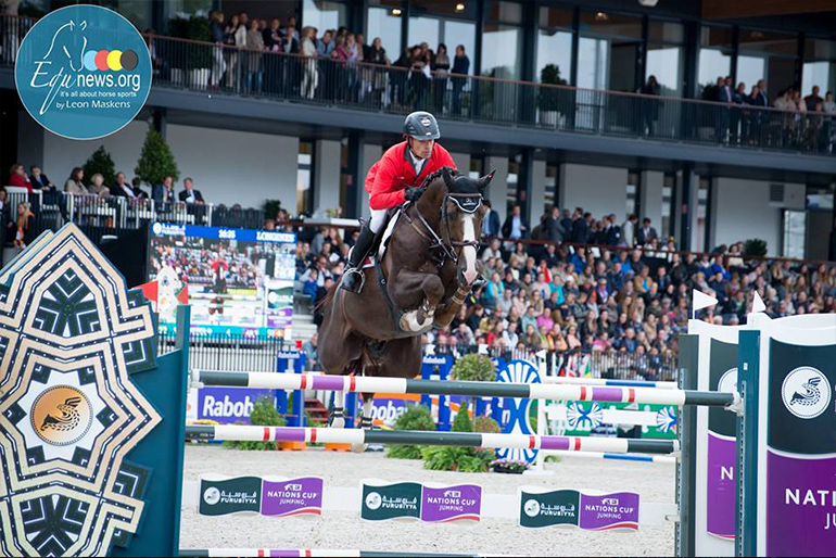 CHIO Rotterdam: Giovanni's great Nations Cup debut