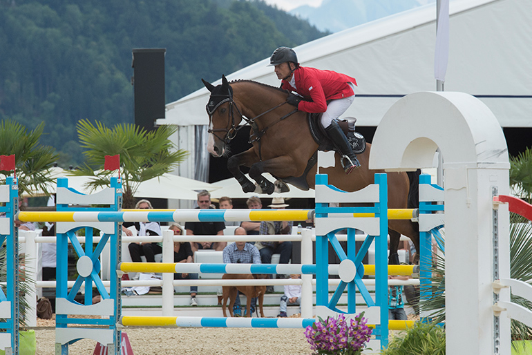 GP CSI 5* Villach-Treffen: 10th place with Tarioso Manciais