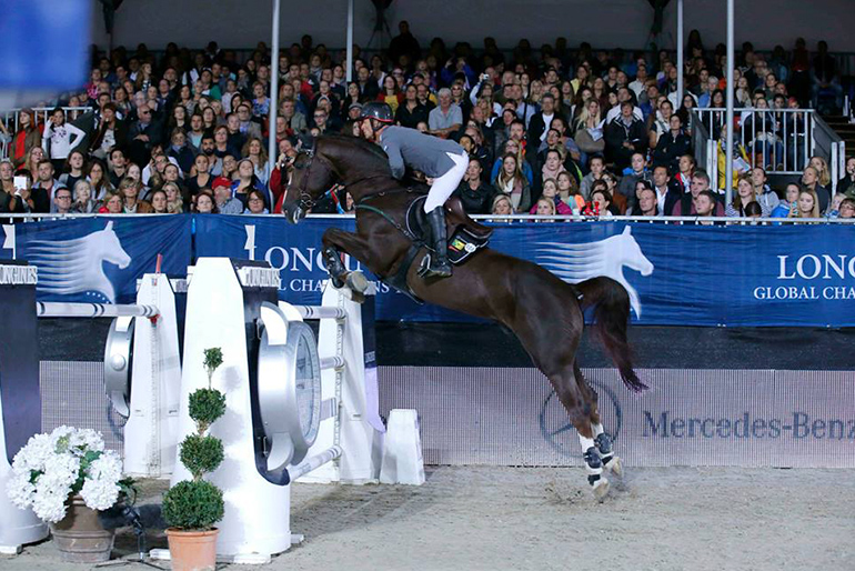Giovanni and Chap shine at the GCT in Vienna