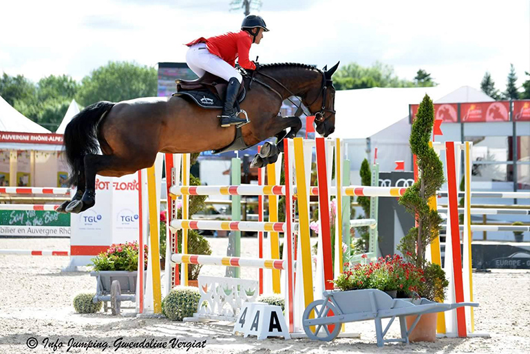 CSI 4* Bourg-en-Bresse: Super young horses