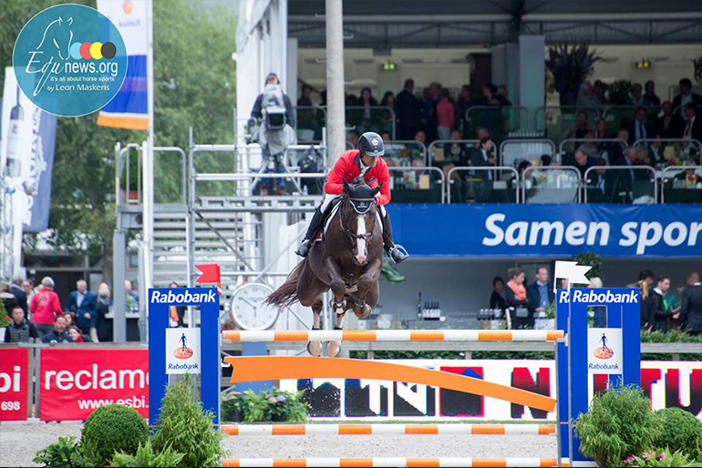 Giovanni takes 6th place in Grand Prix Rotterdam