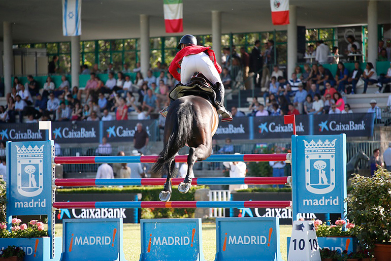 GCT Madrid: Chellatus R was three times placed