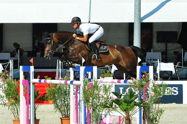 CSI 5* Ascona: Balou Rubin R wins a ranking class