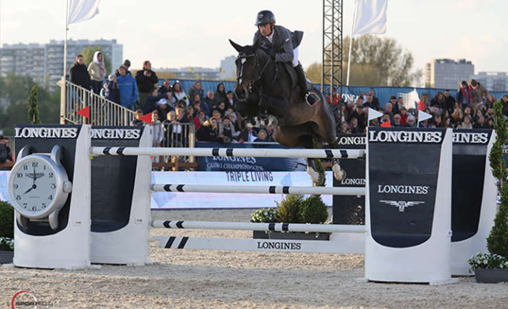 GCT Antwerp: Amira takes 11th place in the Grand Prix