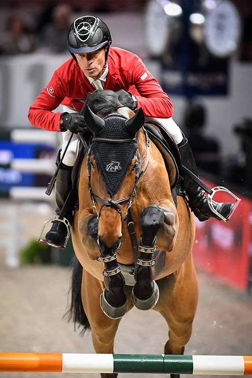 CSI 2* Gent: Two placings with new horse Belcanto
