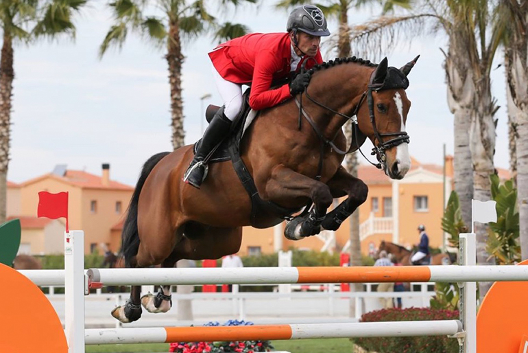 CSI 2* Oliva Nova: First win with Tarioso Manciais