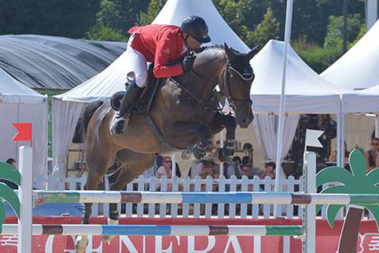 CSIO Rome: Good results but a bit unlucky