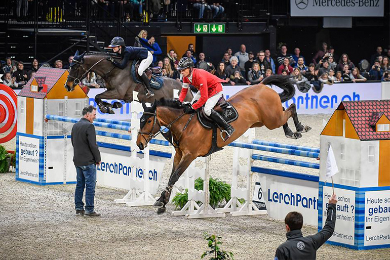 Mercedes-CSI Zurich: Three wins and Leading Rider