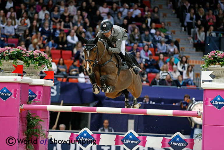 Amazing Caretina de Joter: 11th place in Grand Prix Aachen
