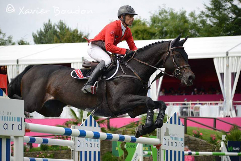 CSI 5* Dinard: 4th place in the Derby with Chellatus R
