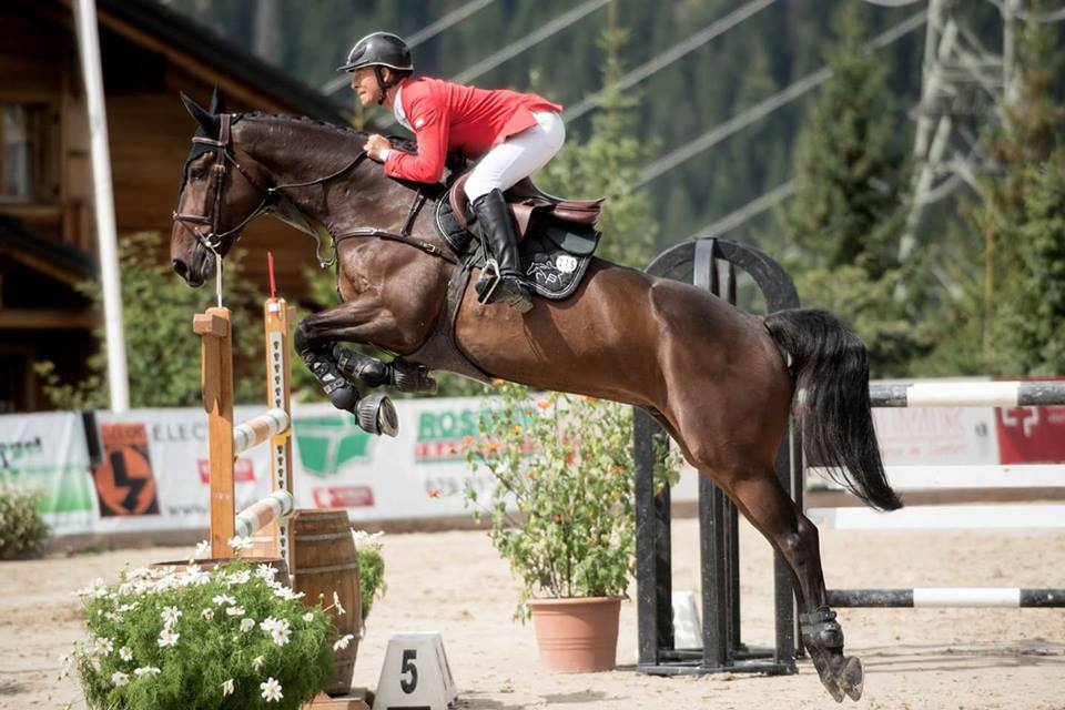 Two victories and several top results in Verbier (CSI 3*)