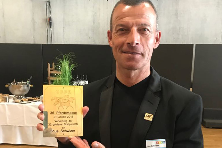 Gain of experience in Vittel and award received in St Gallen