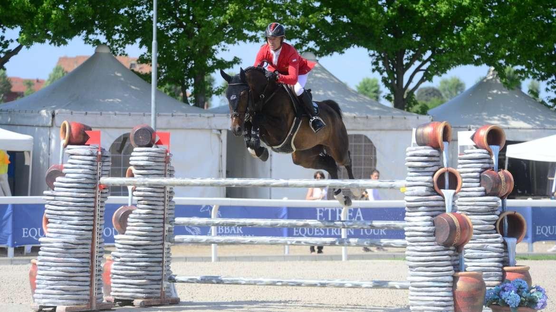 CSI 3* Busto Arsizio: good results with four horses